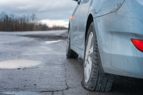 leavenworth flat tire assistance